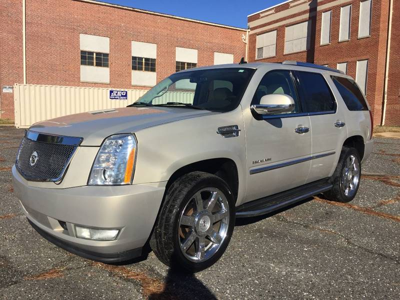 inventory in santos lewisville motors details tx at sale for cadillac escalade