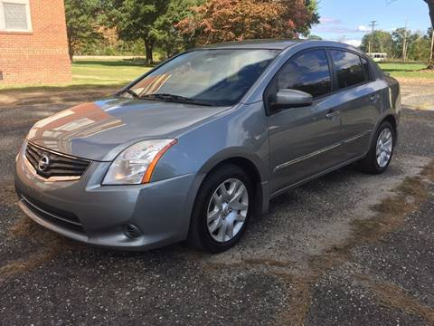 2012 Nissan Sentra for sale in Gastonia, NC