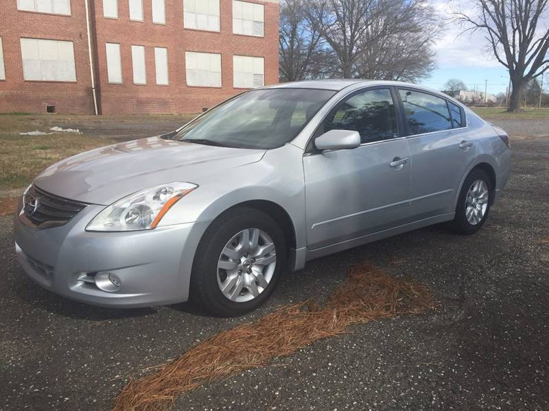 2010 nissan altima 2 5 s in gastonia nc l v auto sales. Black Bedroom Furniture Sets. Home Design Ideas