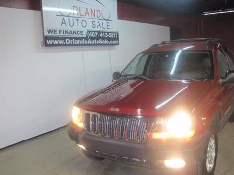 2003 Jeep Grand Cherokee for sale in Orlando, FL