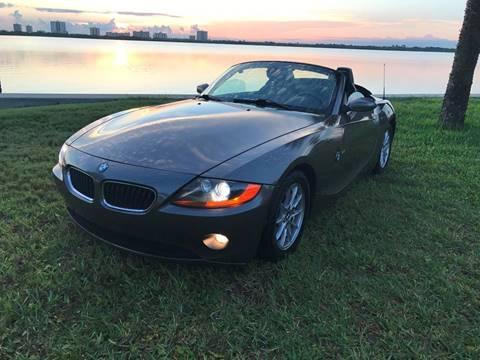 2003 BMW Z4 for sale in Port Orange, FL