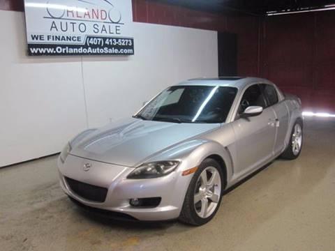 2007 Mazda RX-8 for sale in Orlando, FL