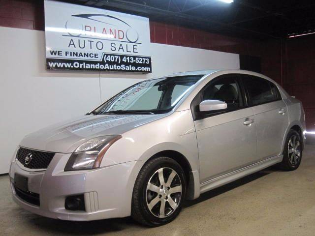Captivating 2012 Nissan Sentra For Sale At Orlando Auto Sale In Orlando FL