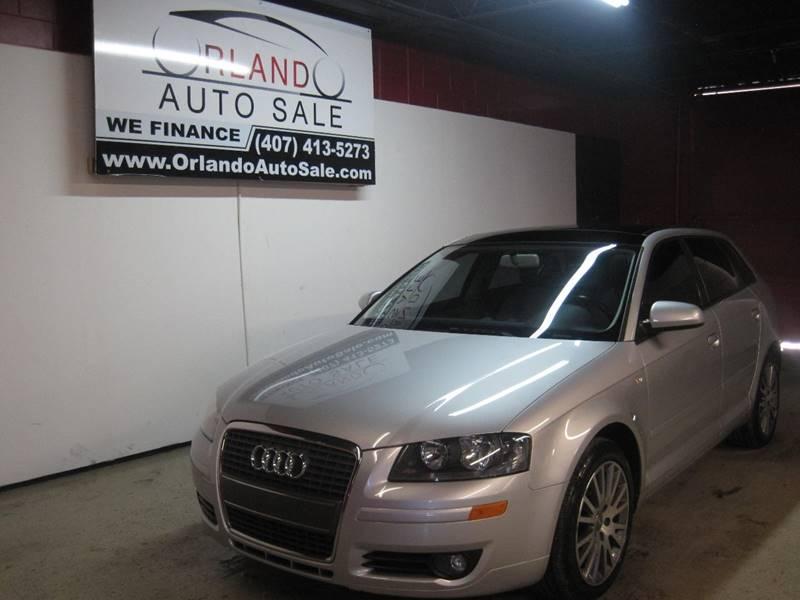 2008 audi a3 2 0t in orlando fl orlando auto sale rh orlandoautosale com Audi A3 Sportback Audi A3 TDI