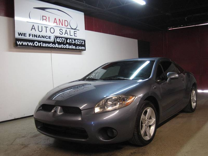 2007 Mitsubishi Eclipse For Sale At Orlando Auto Sale In Orlando FL