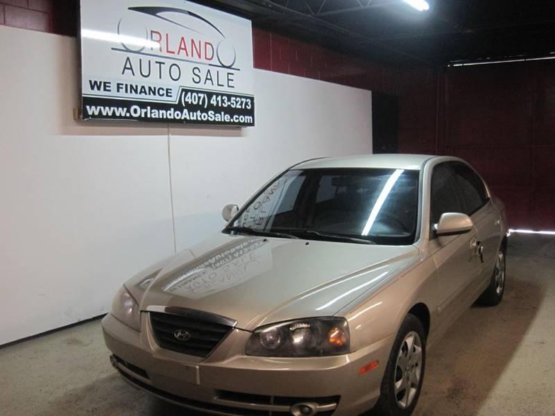 2005 Hyundai Elantra For Sale At Orlando Auto Sale In Orlando FL