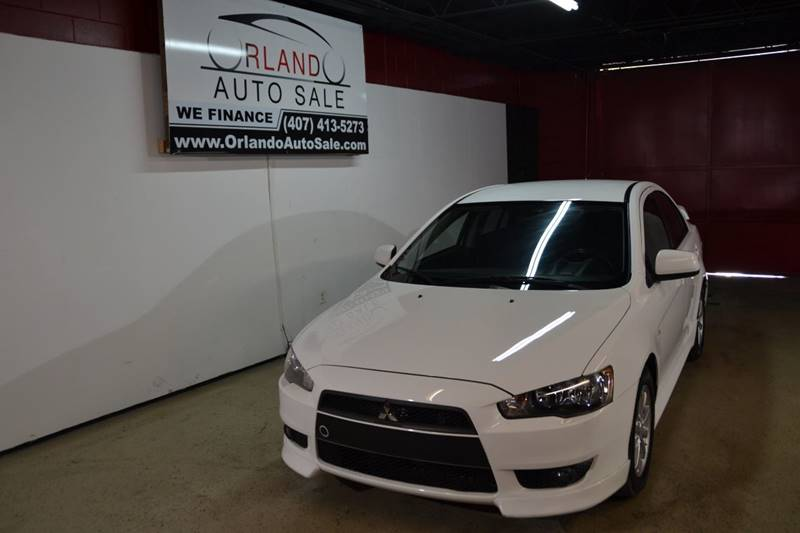 2011 Mitsubishi Lancer For Sale At Orlando Auto Sale In Orlando FL
