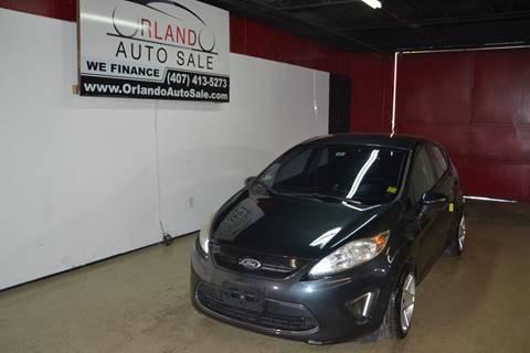 2011 Ford Fiesta for sale in Orlando, FL