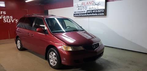2004 Honda Odyssey for sale in Orlando, FL