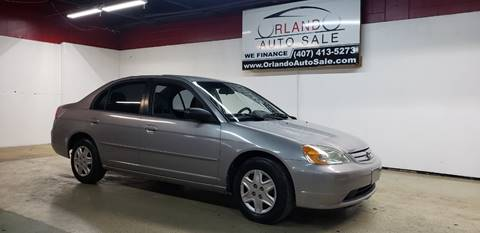 2003 Honda Civic for sale in Orlando, FL
