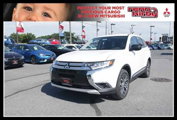 2017 Mitsubishi Outlander for sale in Frederick, MD