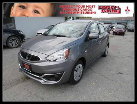 2018 Mitsubishi Mirage for sale in Frederick, MD