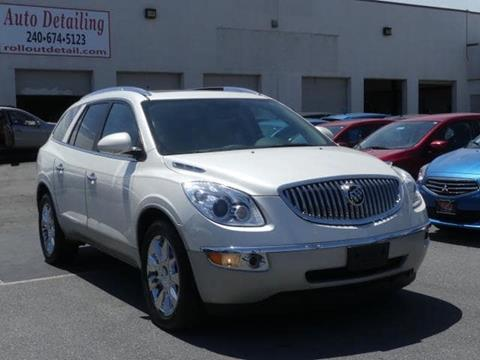 2011 Buick Enclave for sale in Frederick, MD
