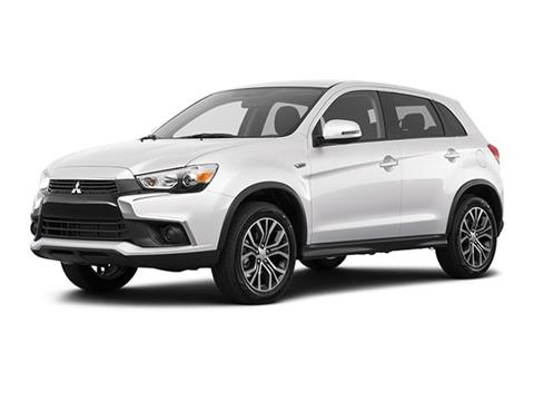 2017 Mitsubishi Outlander Sport for sale in Frederick, MD