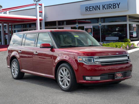 2019 Ford Flex for sale at Renn Kirby Mitsubishi in Frederick MD