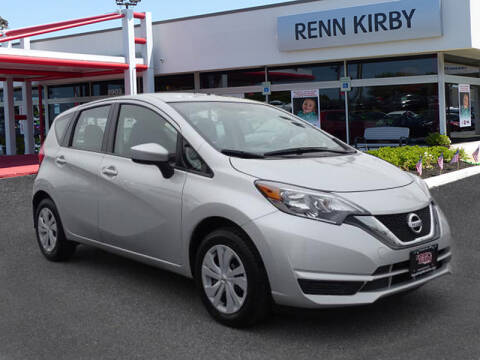 2019 Nissan Versa Note for sale at Renn Kirby Mitsubishi in Frederick MD