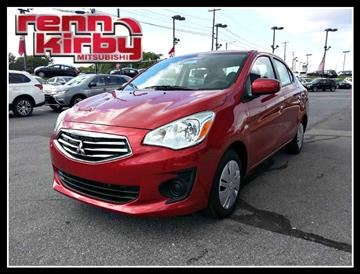 2017 Mitsubishi Mirage G4 for sale in Frederick, MD