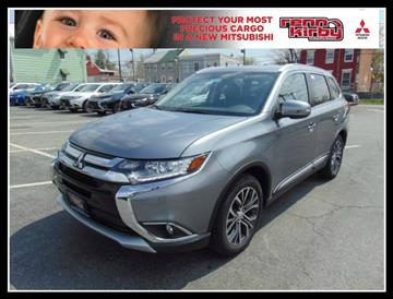 2017 Mitsubishi Outlander for sale in Frederick, MD