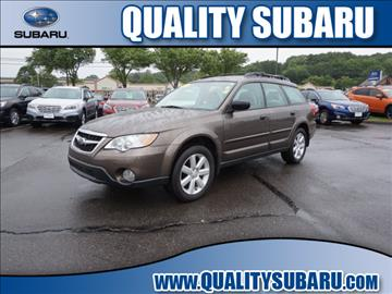 2009 Subaru Outback for sale in Wallingford, CT