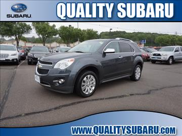 2010 Chevrolet Equinox for sale in Wallingford, CT