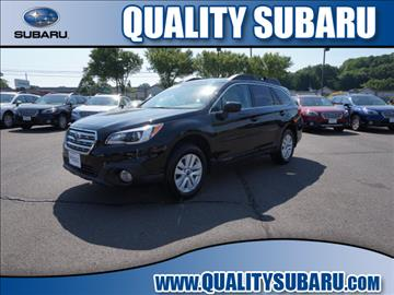 2015 Subaru Outback for sale in Wallingford, CT