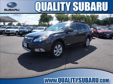 2011 Subaru Outback for sale in Wallingford, CT