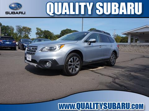 2015 Subaru Outback for sale in Wallingford CT