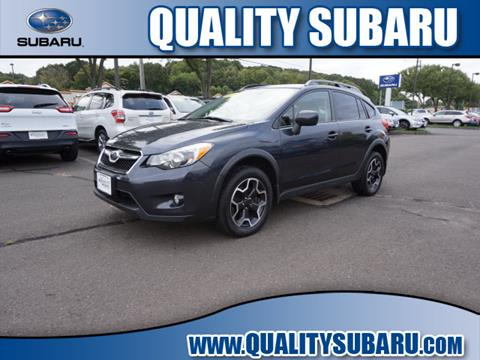 2014 Subaru XV Crosstrek for sale in Wallingford, CT