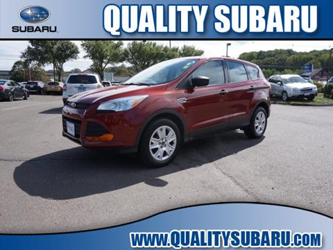 2014 Ford Escape for sale in Wallingford, CT