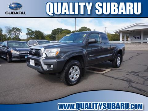 2013 Toyota Tacoma for sale in Wallingford, CT