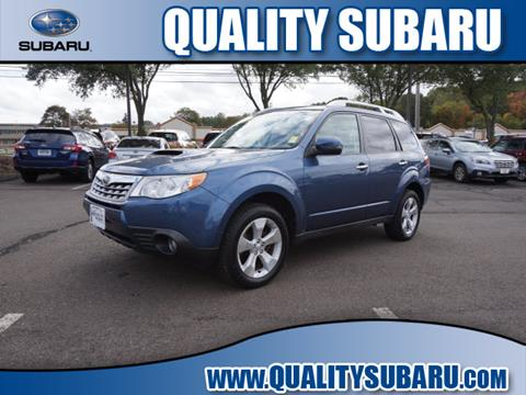 2011 Subaru Forester for sale in Wallingford, CT