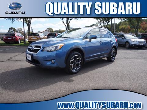 2015 Subaru XV Crosstrek for sale in Wallingford, CT