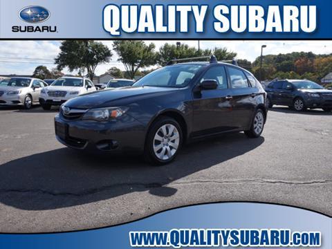 2011 Subaru Impreza for sale in Wallingford CT