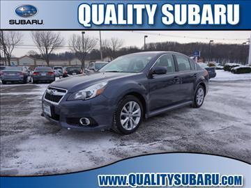 2014 Subaru Legacy for sale in Wallingford, CT