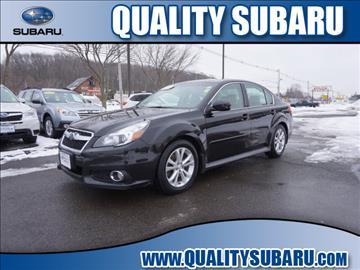 2013 Subaru Legacy for sale in Wallingford, CT
