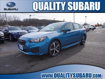 2017 Subaru Impreza for sale in Wallingford, CT