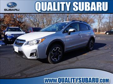 2017 Subaru Crosstrek for sale in Wallingford, CT