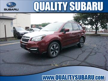 2017 Subaru Forester for sale in Wallingford, CT