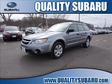 2008 Subaru Outback for sale in Wallingford, CT