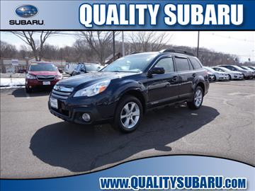 2013 Subaru Outback for sale in Wallingford, CT