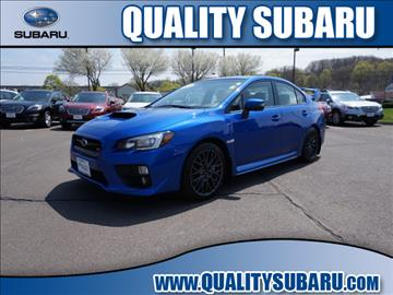 2017 Subaru WRX for sale in Wallingford, CT