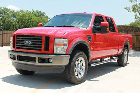 2008 Ford F-250 Super Duty for sale in Richland Hills, TX