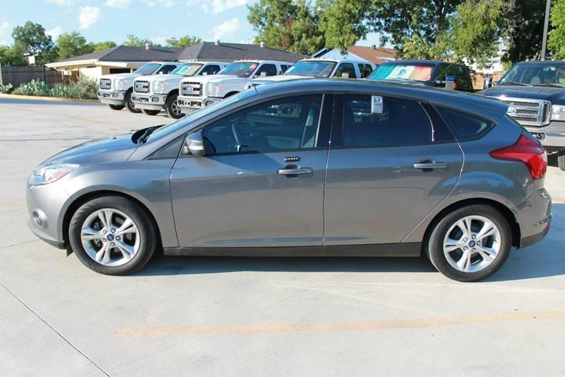 2014 ford focus se 4dr hatchback in richland hills tx metcar. Cars Review. Best American Auto & Cars Review