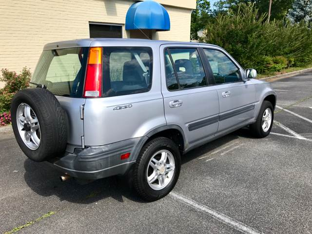 2001 Honda CR-V AWD EX 4dr SUV - Kingsport TN
