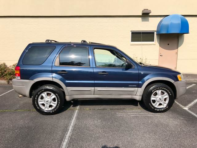 2002 Ford Escape XLT Choice 4WD 4dr SUV - Kingsport TN