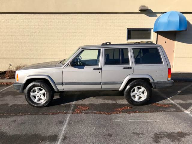 2000 jeep cherokee 4dr sport 4wd suv in kingsport tn qualls 4950 sciox Gallery