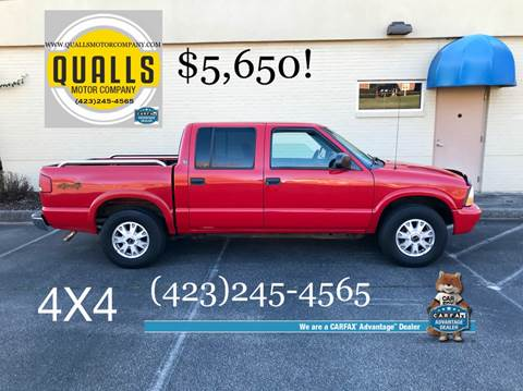 2003 GMC Sonoma for sale in Kingsport, TN