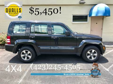 2008 Jeep Liberty for sale in Kingsport, TN