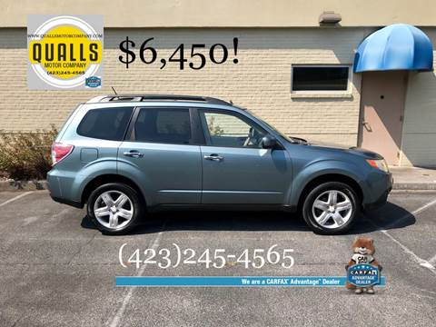 2010 Subaru Forester for sale in Kingsport, TN
