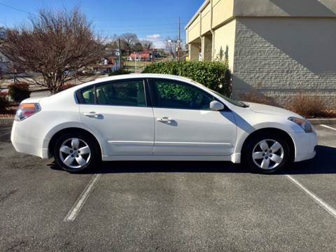 2007 Nissan Altima for sale in Kingsport, TN